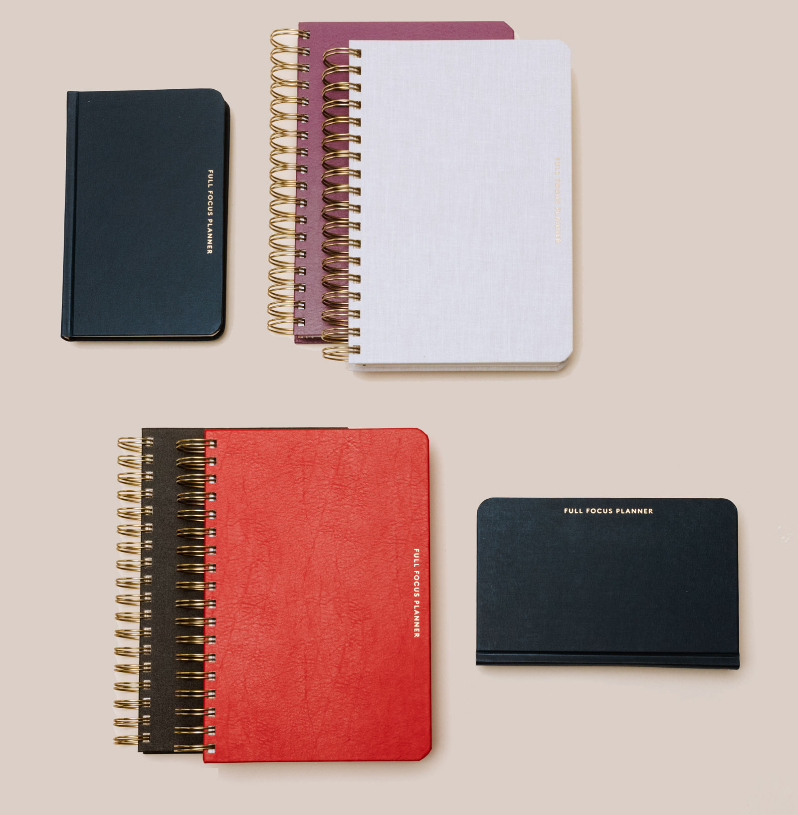 New Full Focus Planners - Best Daily Planner