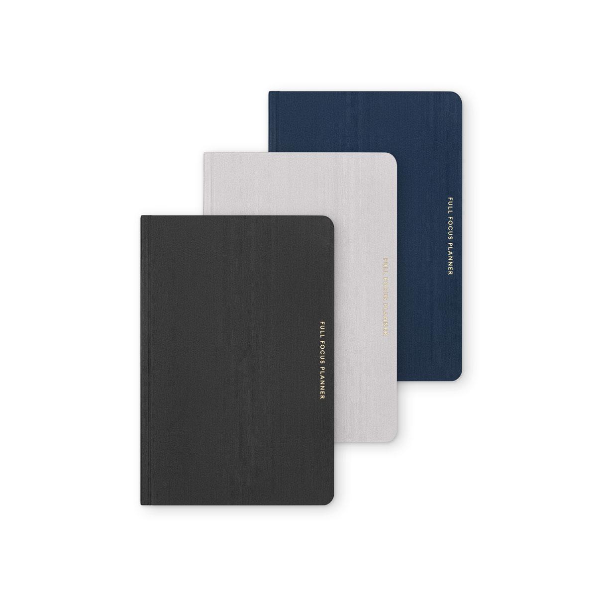 New Navy Classic Pocket Full Focus Planner