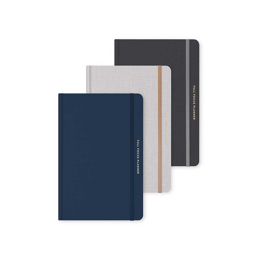 Full Focus Pocket planner